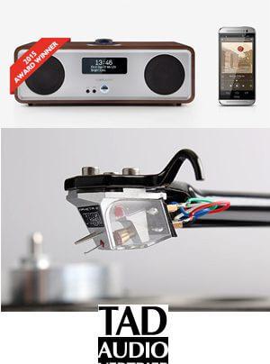 TAD Audiovertrieb mit Neuigkeiten von NuPrime, Rega und Ruark - News fairaudio