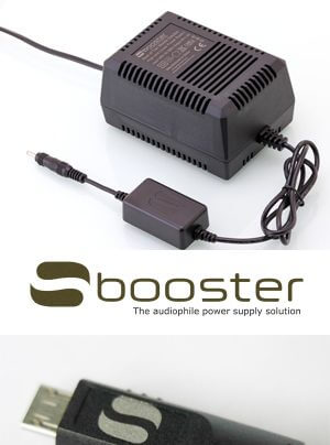 Squeeze-Upgrade SBooster Linear-Universalnetzteil