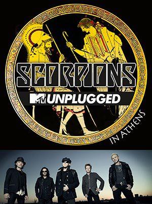 Scorpions - Unplugged-Live-Konzerte Frühjahr 2014 in Deutschland