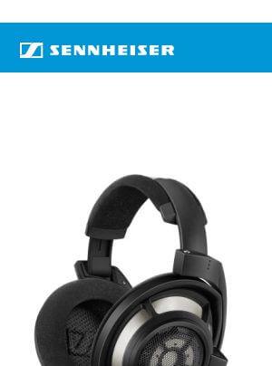 Sennheiser HD 800 S Over-Ear-Kopfhörer