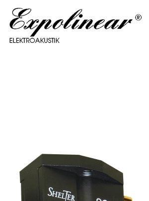 Shelter 901 MK III MC-Tonabnehmersystem