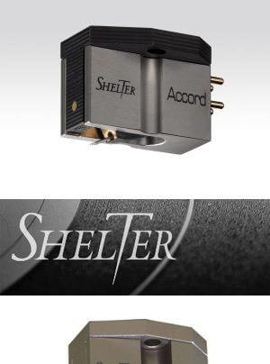 Shelter Accord MC-Tonabnehmer
