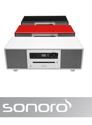 Sonoro Audio Stereo-Musiksystem
