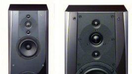 Sony ES-Lautsprecherserie Standlautsprecher SS-NA2ES , Regallautsprecher SS-NA5ES , Center-Lautsprecher SS-NA8ES, Subwoofer SA-NA9ES