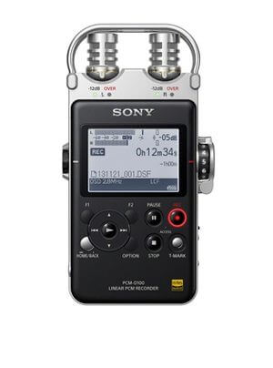 Sony PCM-D100 Audiorecorder