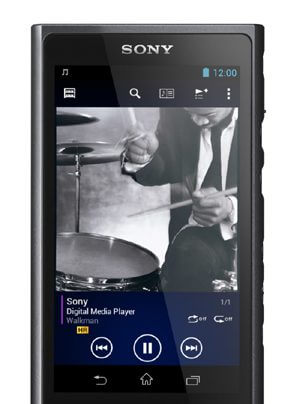 Sony NW-ZX2 Walkman mobiler Musikplayer