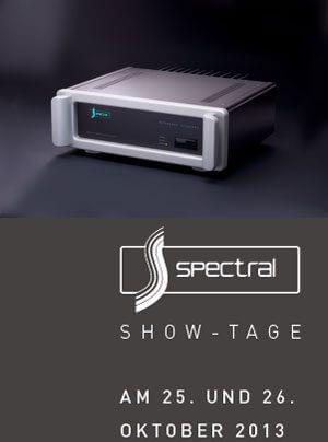 Spectral Showtage bei Mysound in Starnberg