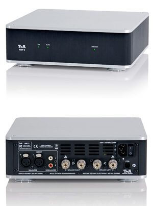 T+A AMP 8