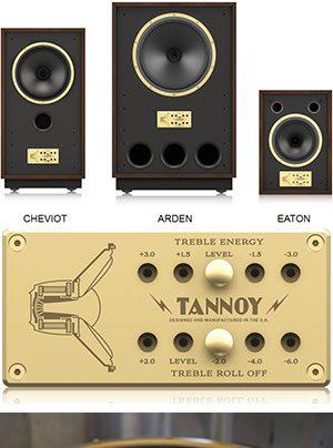 Tannoy Leagcy Lautsprecherserie HPD Studio Monitore Koaxialsystem