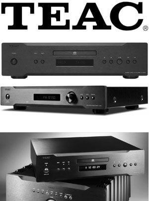 Teac Distinction Geräteserie TU-1000, CD-1000, CD-2000, CD-3000, AI-1000, AI-2000, AI 3000