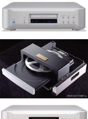 Teac Esoteric K-05 und K-07 CD/SACD-Spieler und D-07X D/A-Wandler