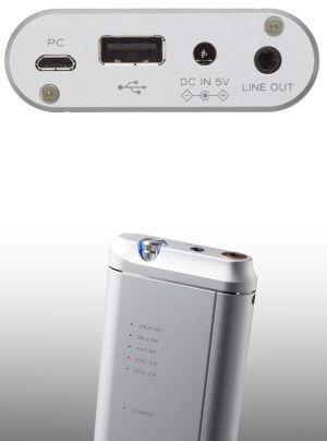 TEAC HA-P5 Kopfhörerverstärker/DAC
