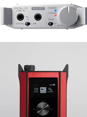 TEAC HA-P90SD Player und Kopfhörerverstärker