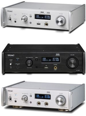 TEAC 503 Reference Serie