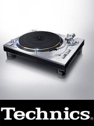Technics SL-1200G Schallplattenspieler