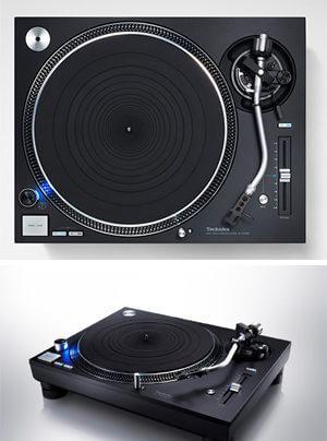 Technics SL-1200GR und SL-1210GR Schallplattenspieler