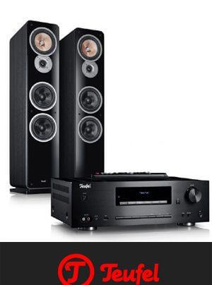 Teufel Kombo 62 CD-Receiver-Lautsprecher-Bundle