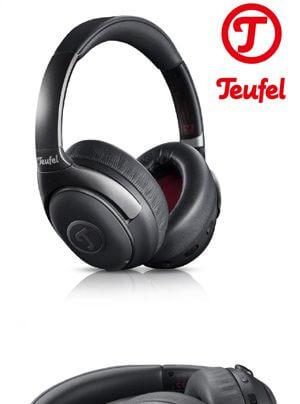 Teufel Mute BT Bluetooth-Noise-Cancelling-Kopfhörer