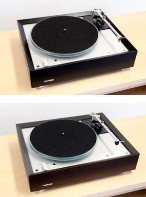 Thorens TD 903, TD 905, TD 907 Schallplattenspieler