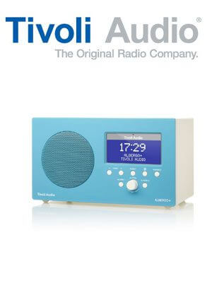 Tivoli Audio Albergo+ Bluetooth-Radio