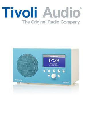 Tivoli Audio Albergo+ Bluetooth-Radio