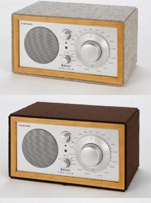 Tivoli Audio Model One mit Hey-Sign Filzgewand
