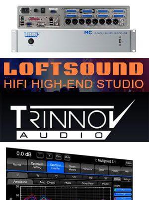 Loftsound Raumakustik-Workshop mit Trinnov Audio