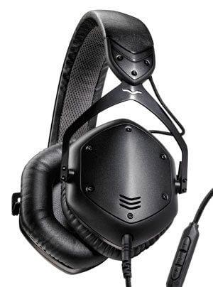 V-Moda M-80 On-Ear Kopfhörer und Crossfade LP2 Over-Ear-Kopfhörer