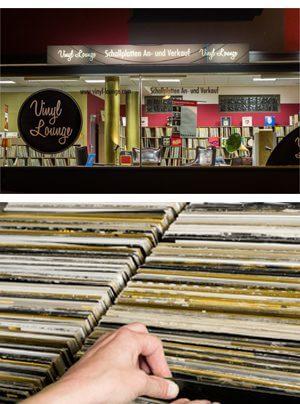 Vinyl Lounge Jazz- und Klassik-Schallplattenladen in Essen