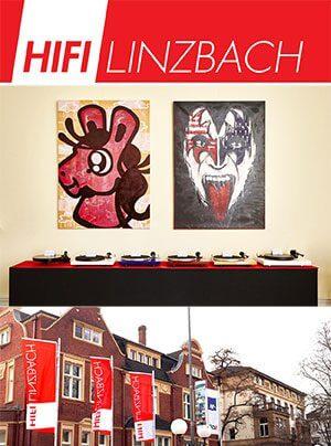 Westdeutsche HiFi-Tage 2016 in Bonn HiFi Linzbach