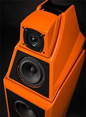 Wilson Audio Alexia 3-Wege-Standlautsprecher
