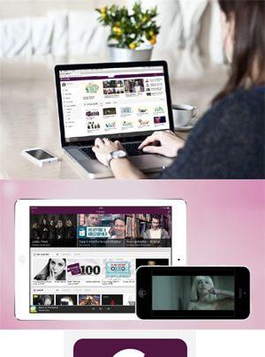 WiMP Streaming mit HD-Videos und neuer iOS-App