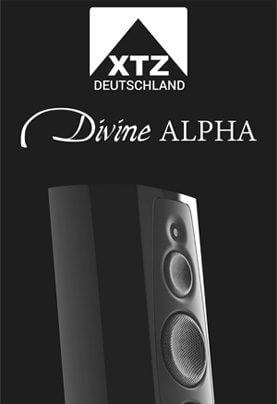 XTZ Divine Alpha auf den Westdeutschen HiFi-Tagen