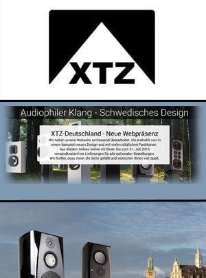 XTZ Lautsprecher