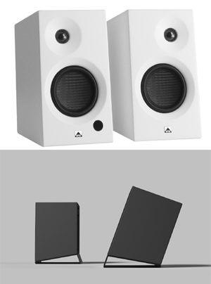 XTZ Tune 4 Aktiv-Kompaktlautsprecher